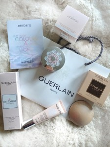Guerlain Meteorites Collection + Terracotta REVIEW