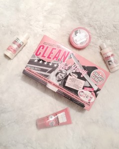 Soap and Glory Clean Get Away REVIEW