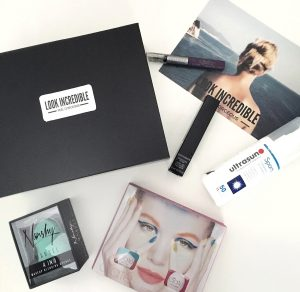 Look Incredible Box July 2016 REVIEW