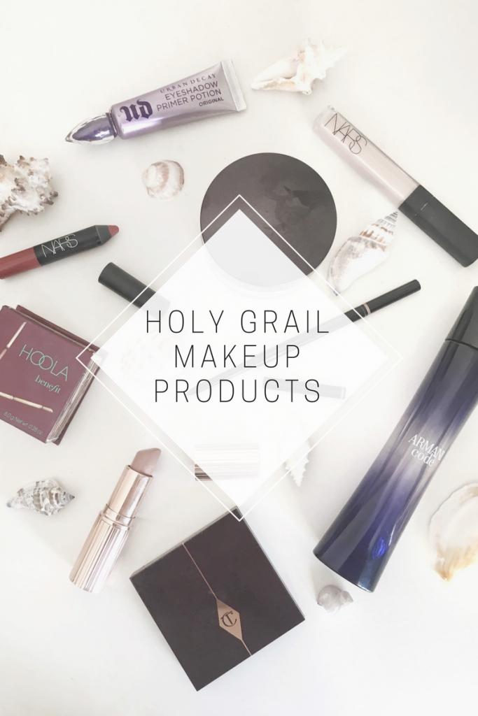 Holy Grail Makeup Products