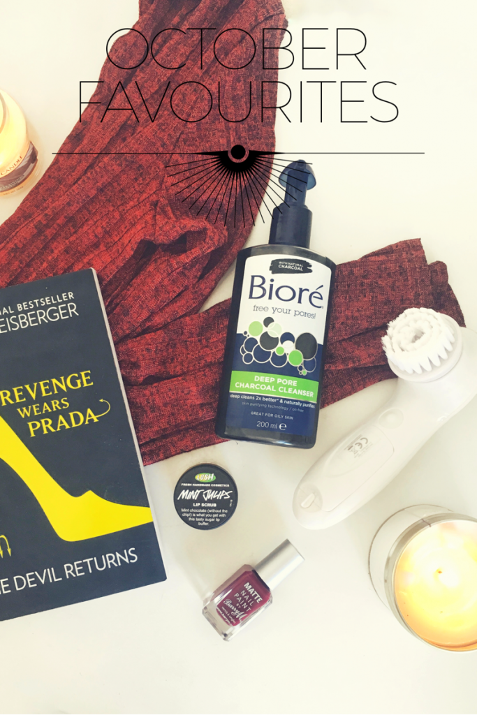 October Favourites 2016