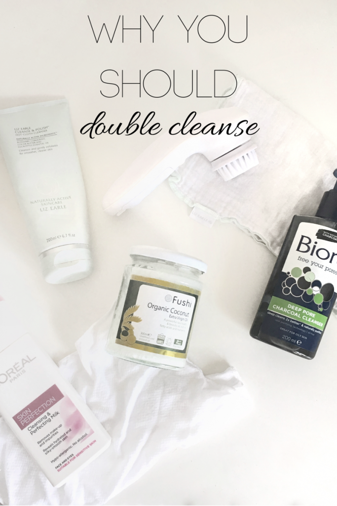 Why You Should Double Cleanse