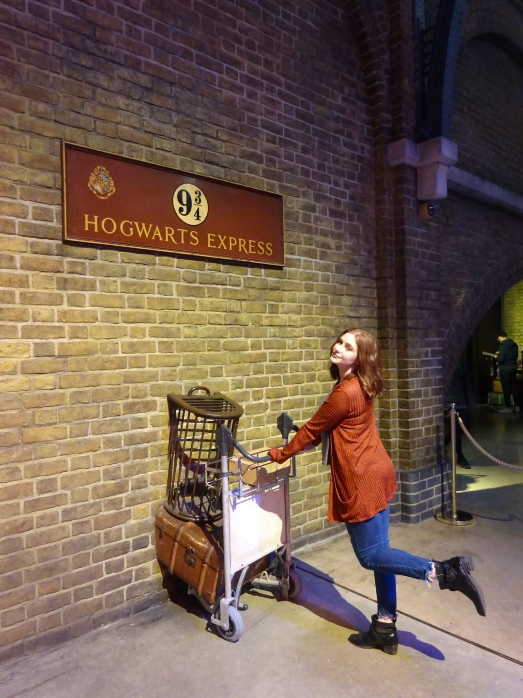 My Trip To Warner Bros. Studio Tour – The Making Of Harry Potter