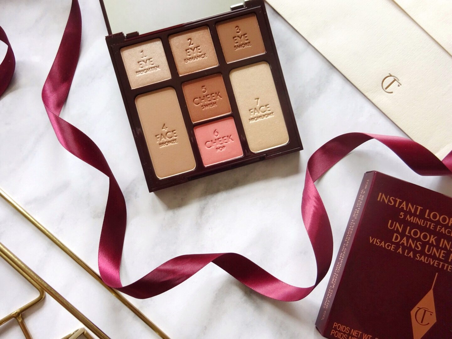 Charlotte Tilbury Instant Look In A Palette 'Beauty Glow' REVIEW