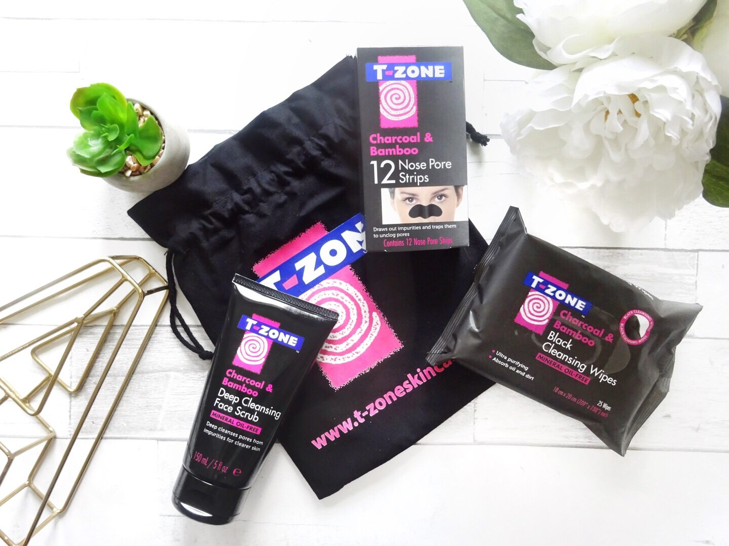 T-Zone Charcoal & Bamboo Range REVIEW