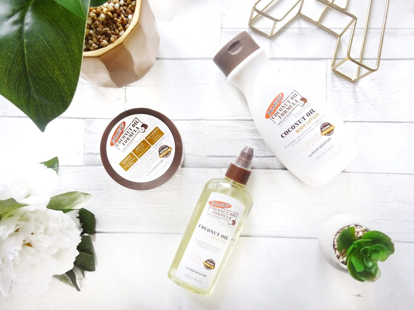 Palmer's Coconut Oil Formula Range REVIEW