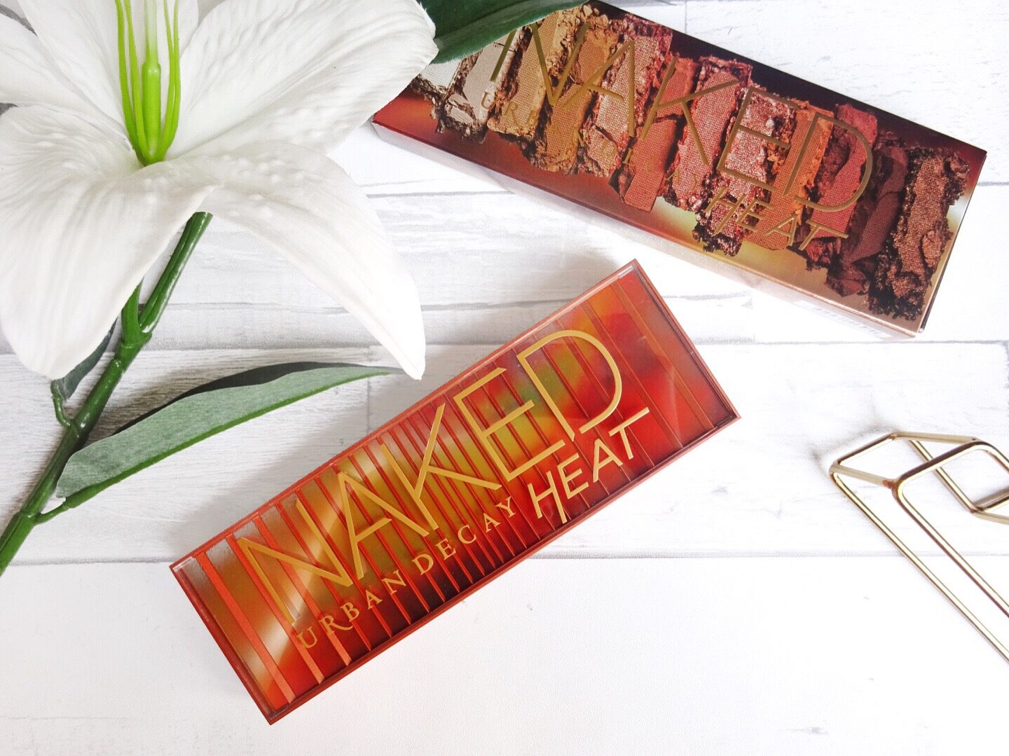 Urban Decay Naked Heat Palette REVIEW + LOOKS