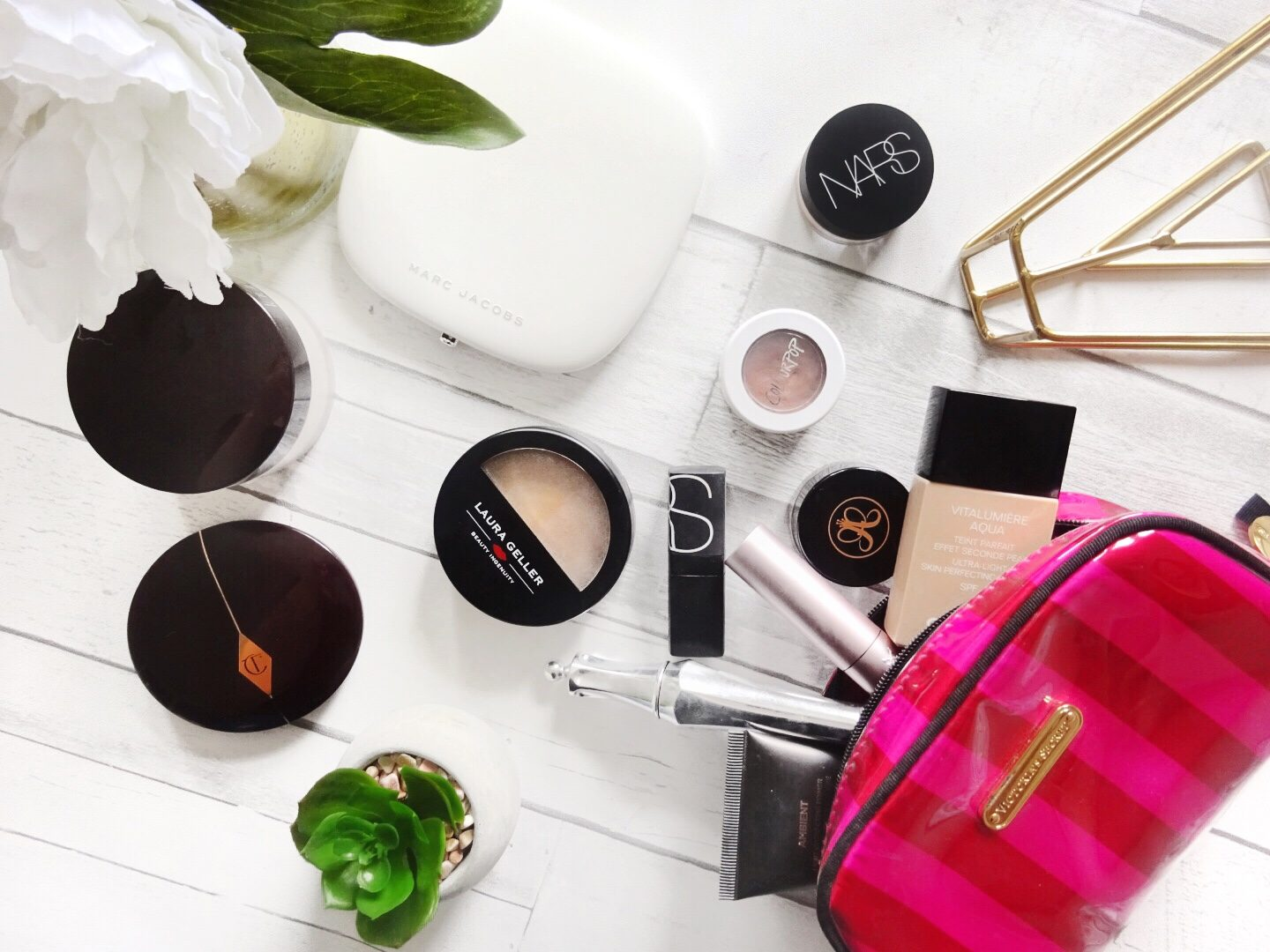 What's In My Everyday Makeup Bag