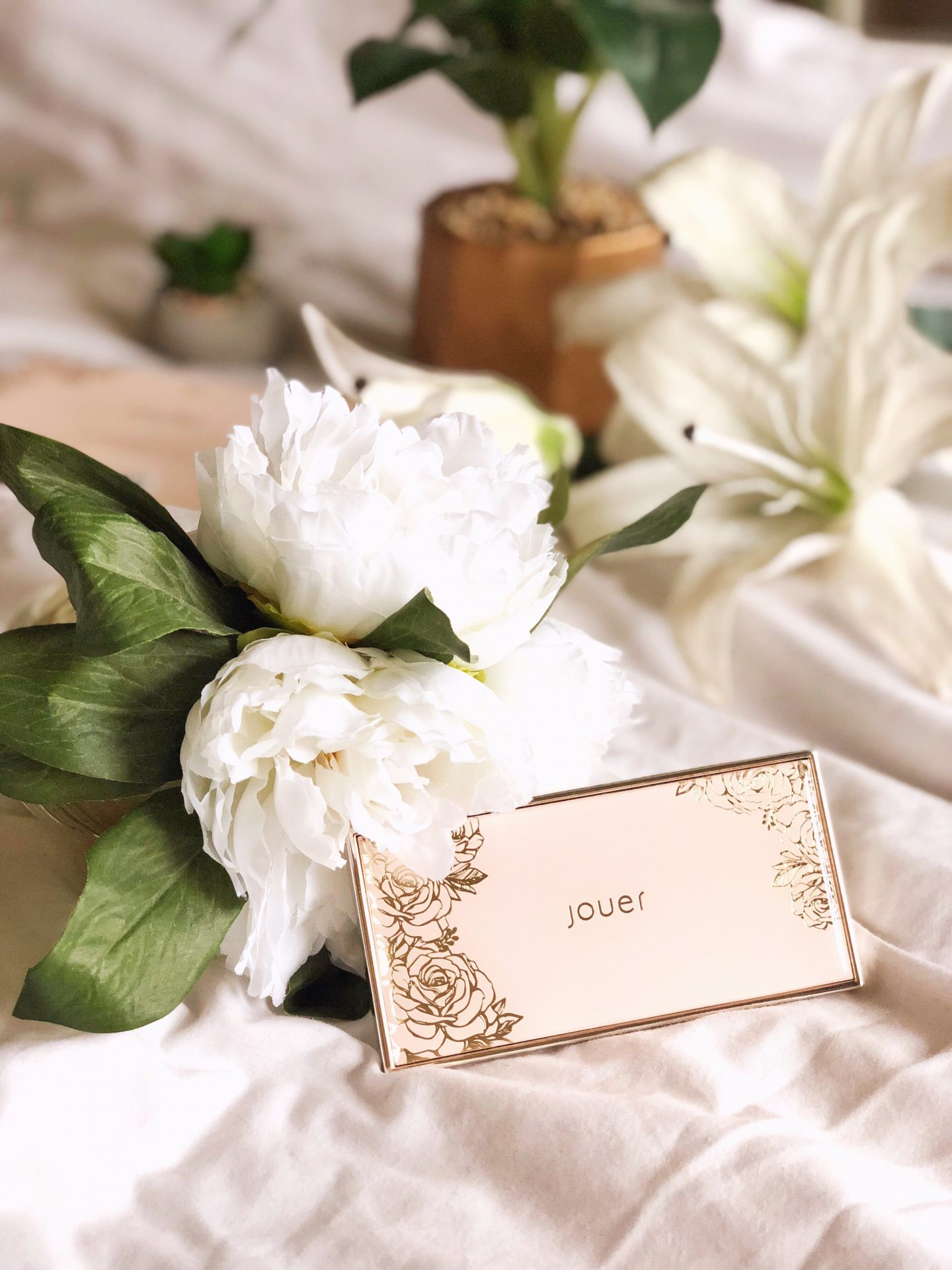 Jouer Blush Bouquet Palette REVIEW