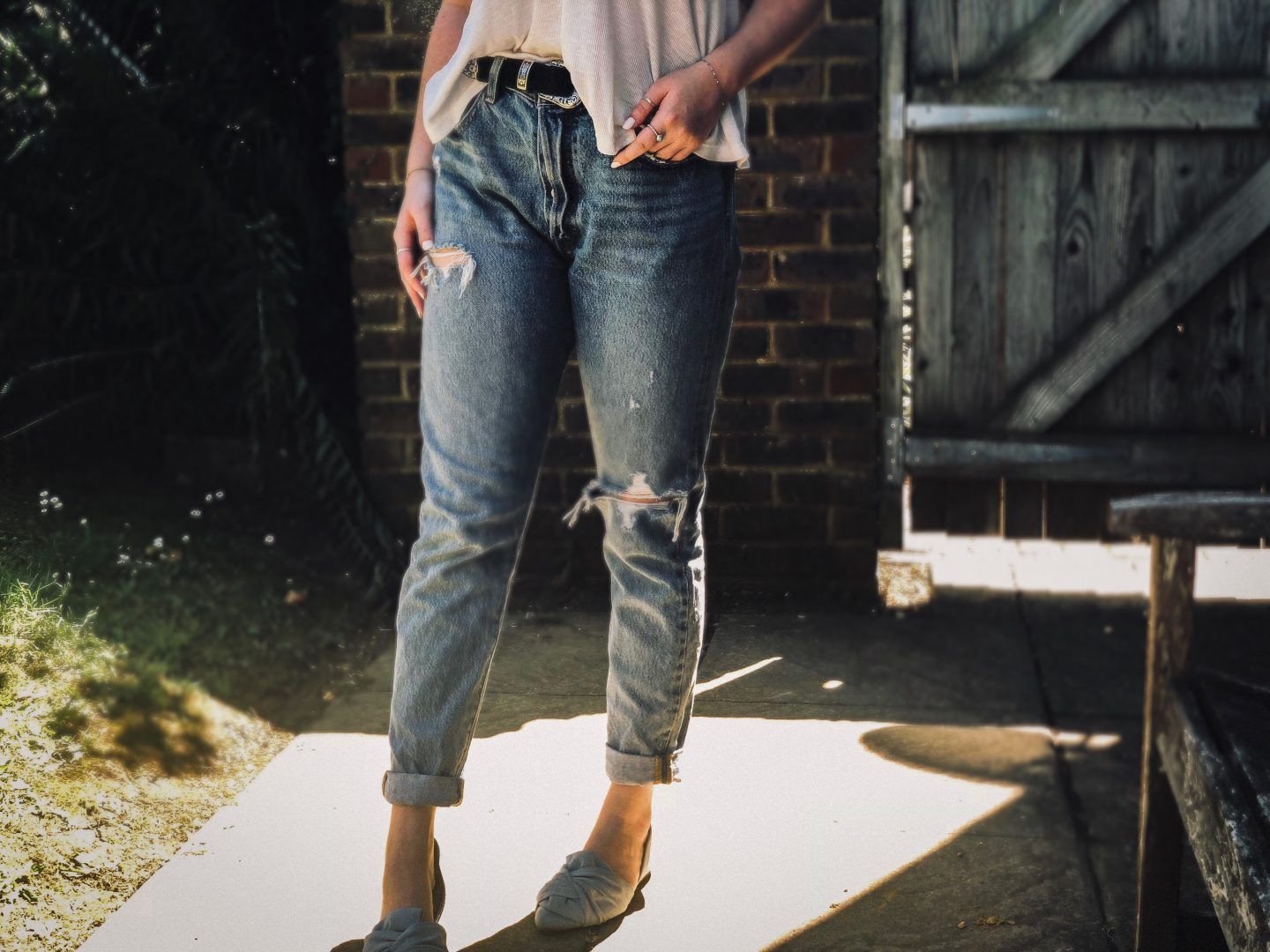Styling my Favourite Jeans