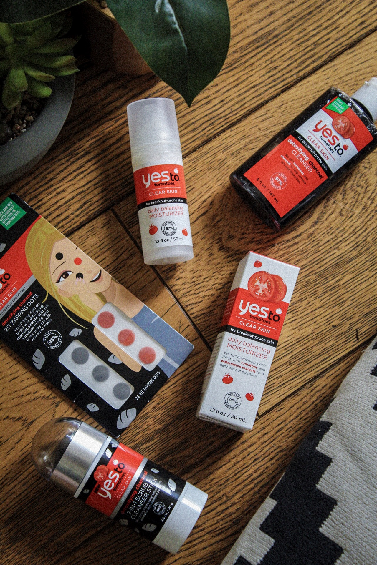 Gaining Skin Confidence with Yes to Tomatoes | *AD