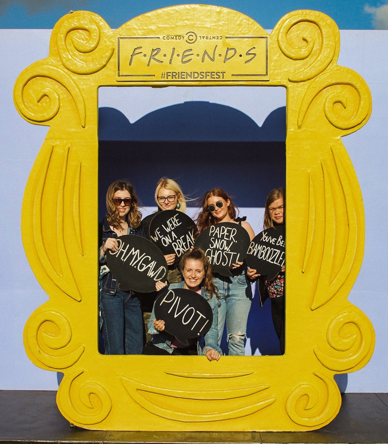 My Trip to Friendsfest