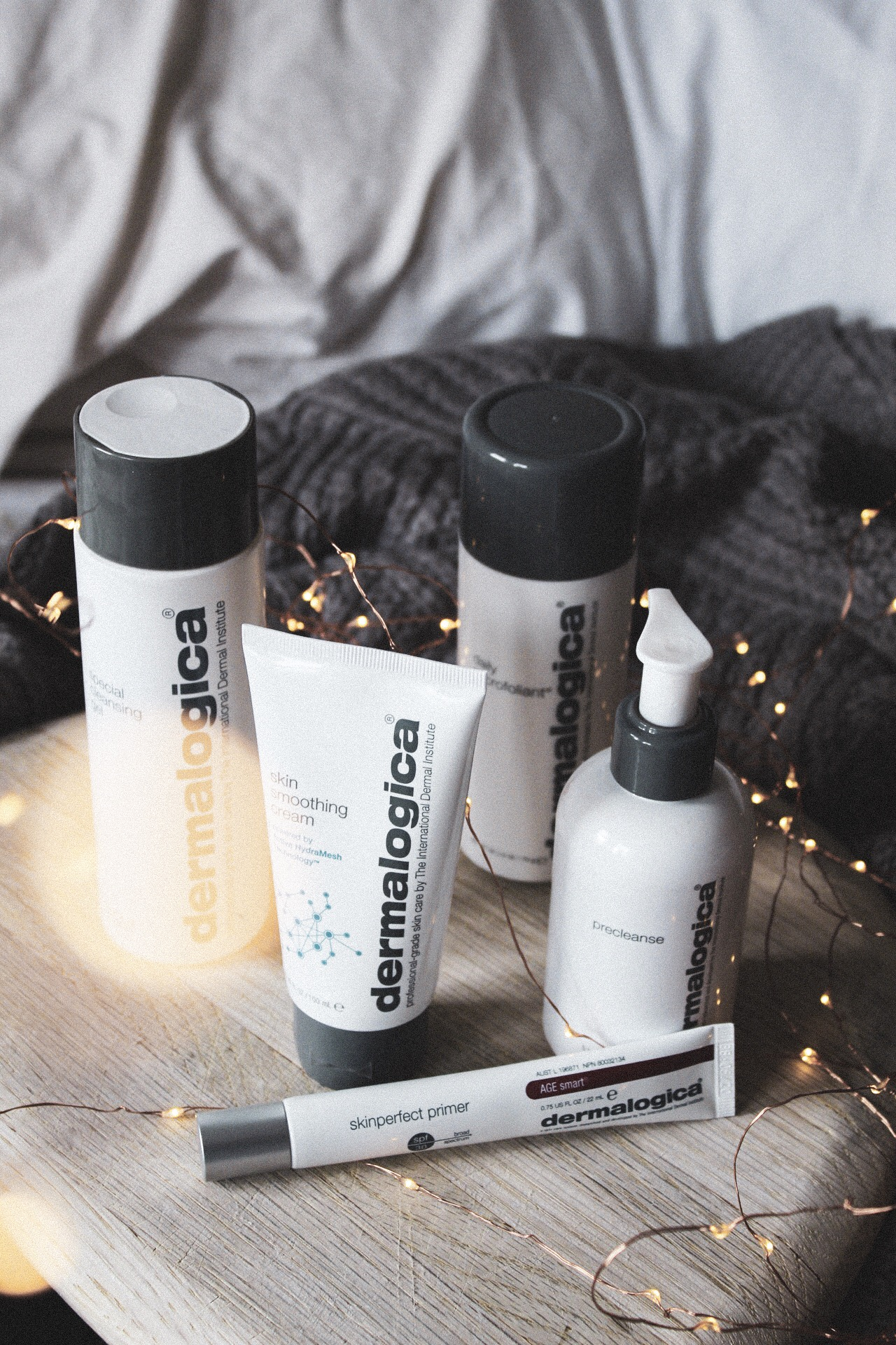 Winter Skincare with Dermalogica