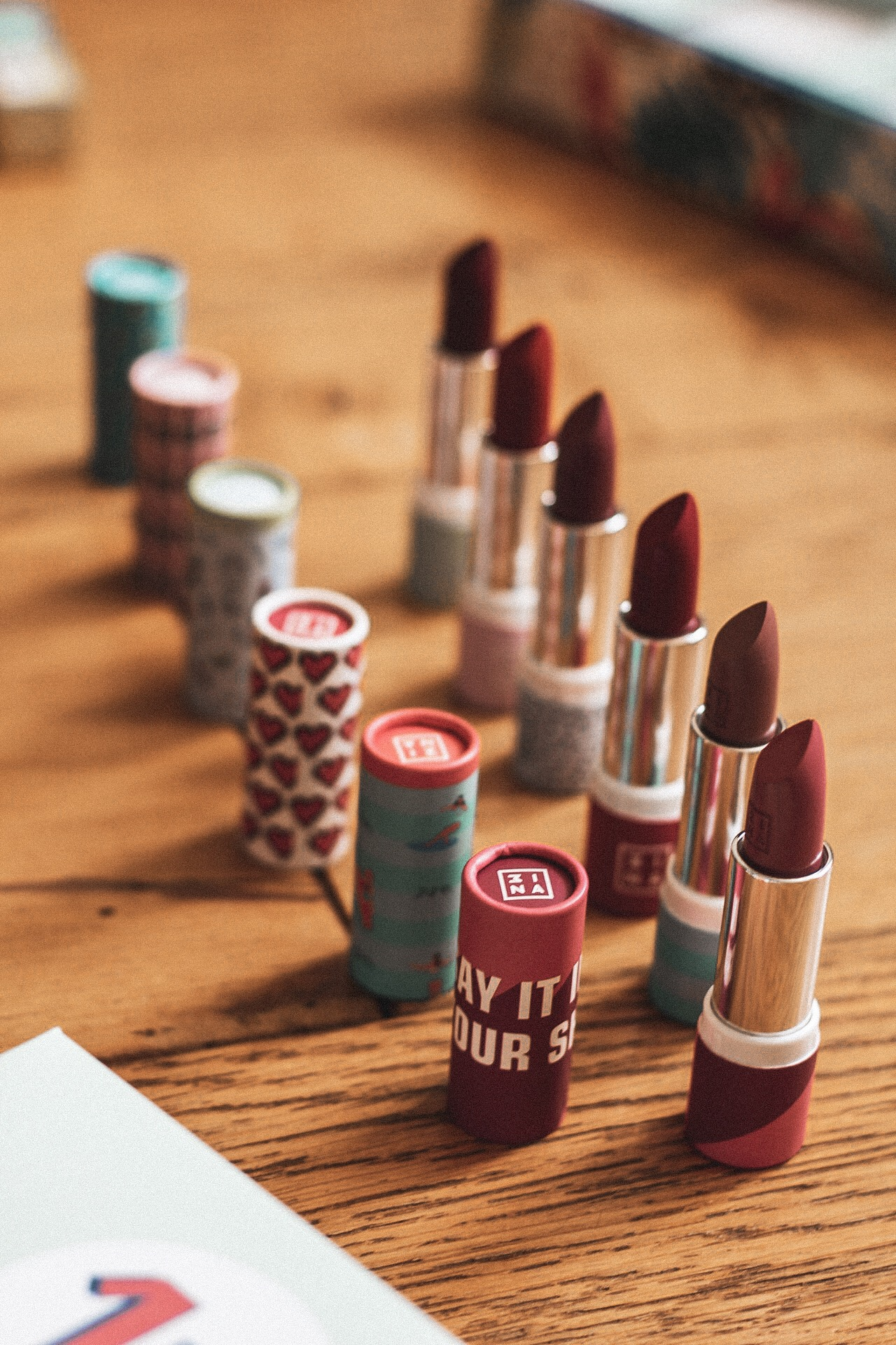 3ina Pick & Mix Lipsticks REVIEW