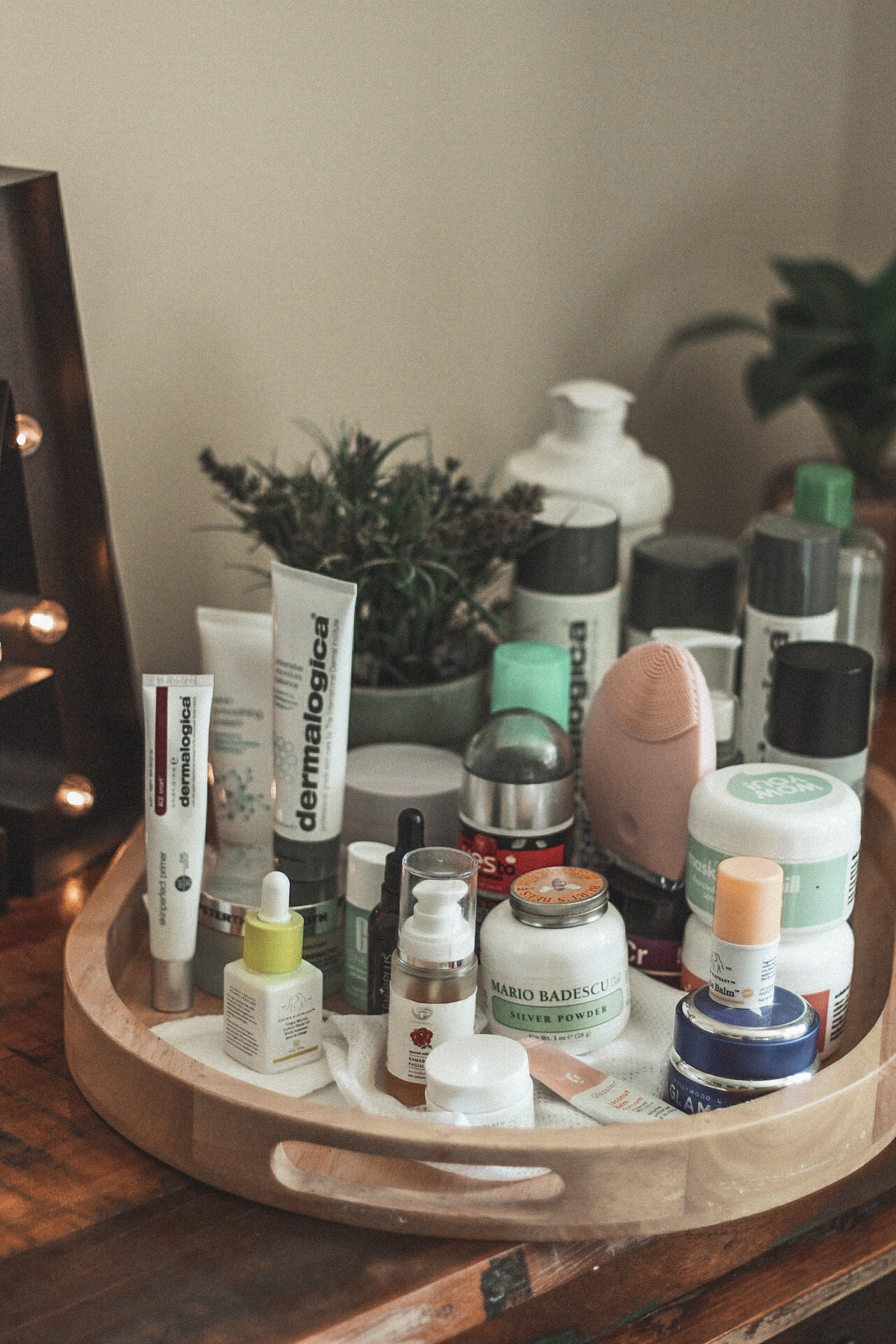 My ENTIRE skincare routine for dry/sensitive eczema-prone skin
