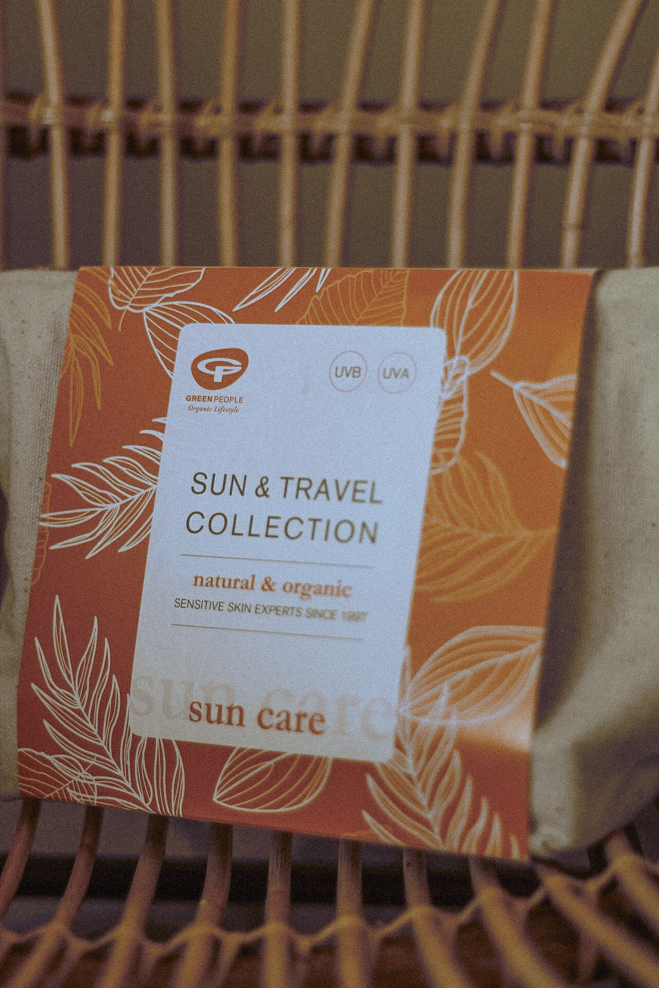 Green People Sun & Travel Collection REVIEW