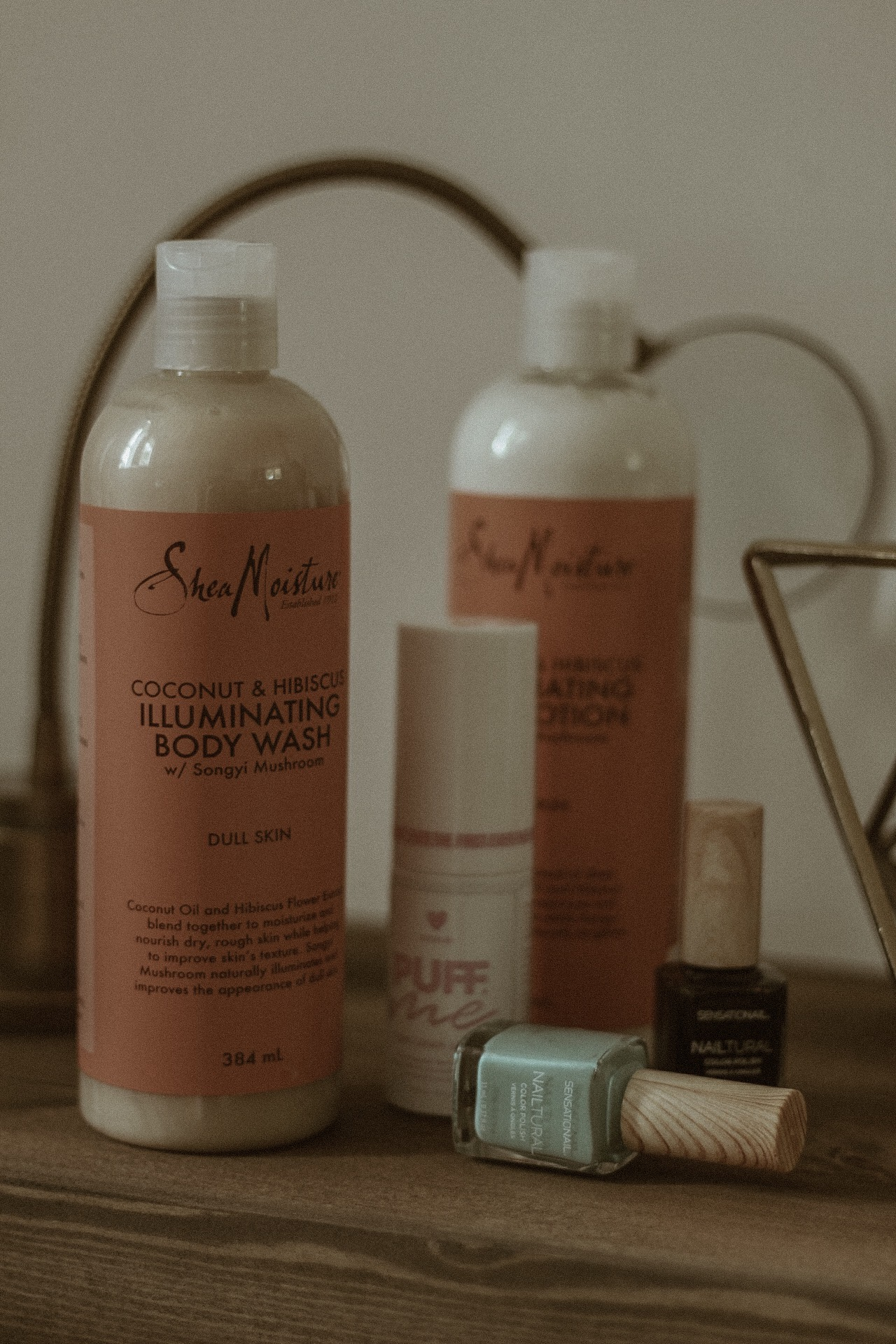 New beauty products I'm loving