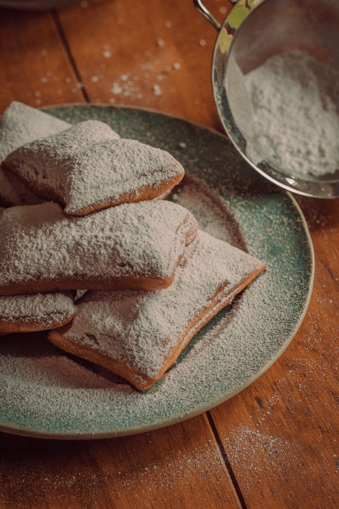 Beignet Recipe